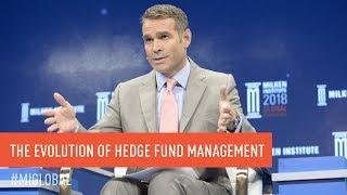 The Evolution of Hedge Fund Management
