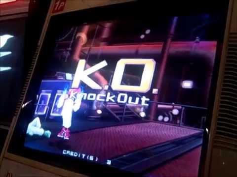 KOF02um 希焱 vs キャップ TGA後野試合 - YouTube