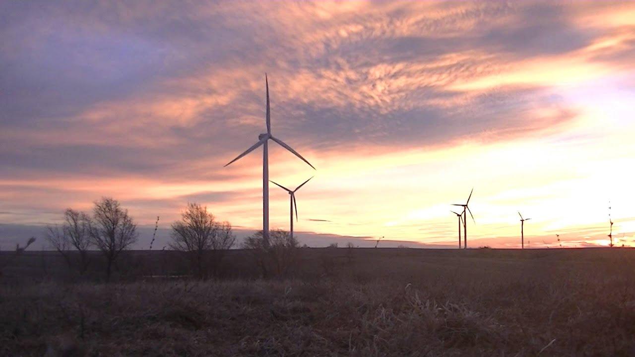 069365 Sunrise Time Lapse Windmills Conception Missouri Youtube