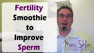 how to increase sperm count