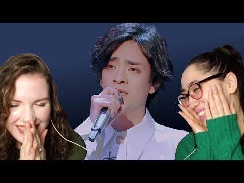 阿云嘎 A Yun Ga & 郑云龙 Zheng Yunlong 《我属于我自己 I Belong》Super-Vocal Reaction