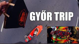 GYŐR CITY & ÚJ GÖRDESZKA !!!