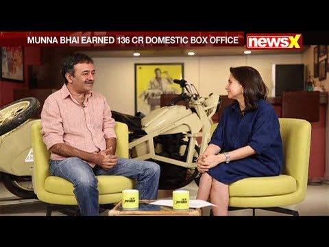 In conversation with Rajkumar Hirani on his first directorial venture Munna Bhai MBBS Mp3