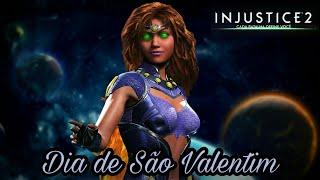 Injustice 2: DIA DE SÃO VALENTIM - Evento Especial