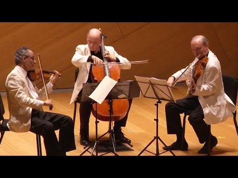 Mozart's Divertimento in E-Flat Major - La Jolla Music Society SummerFest 2017