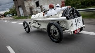Mercedes Triple Victory 1914-2014 / The Racing Heroes of the Grand Prix de Lyon