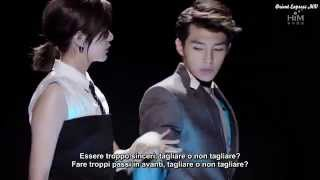 Aaron Yan -  No Cut ft. Puff Kuo (Dance Version) SUB ITA