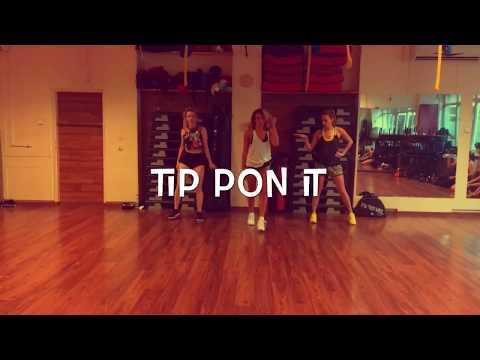 SEAN PAUL- TIP PON IT   Choreography @twerkout_domi