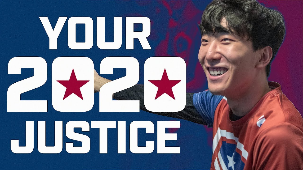 Meet The 2020 Washington Justice Roster