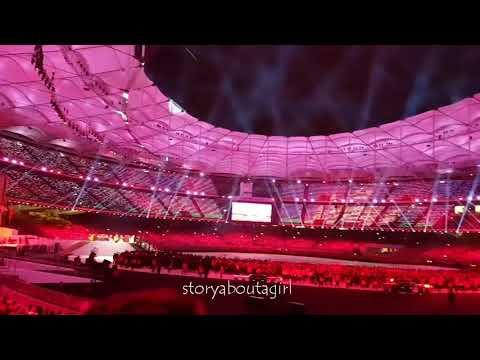 170830 Closing Ceremony 29th SEA Games 2017  M.Nasir | Mentera Semerah Padi