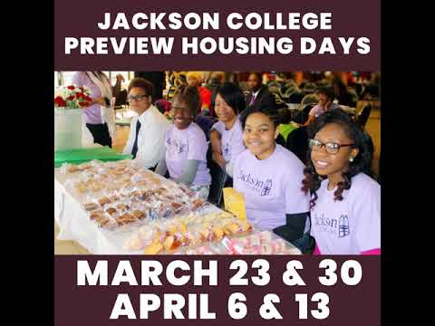 Jackson College - Preview Housing Day