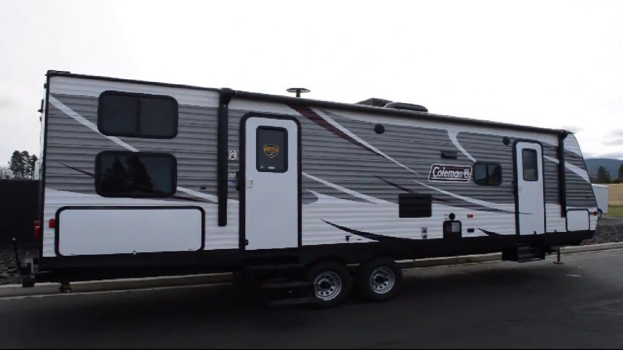 2018 Dutchmen Rv Coleman Lantern Series 285bhwe Youtube