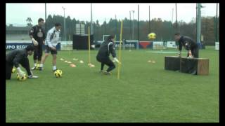 Spanska Akademin Målvaktsträning - av José Sambades