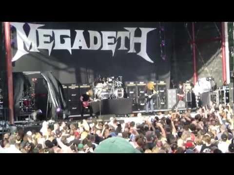 Megadeth, Mayhem 2011 Nampa [full set]