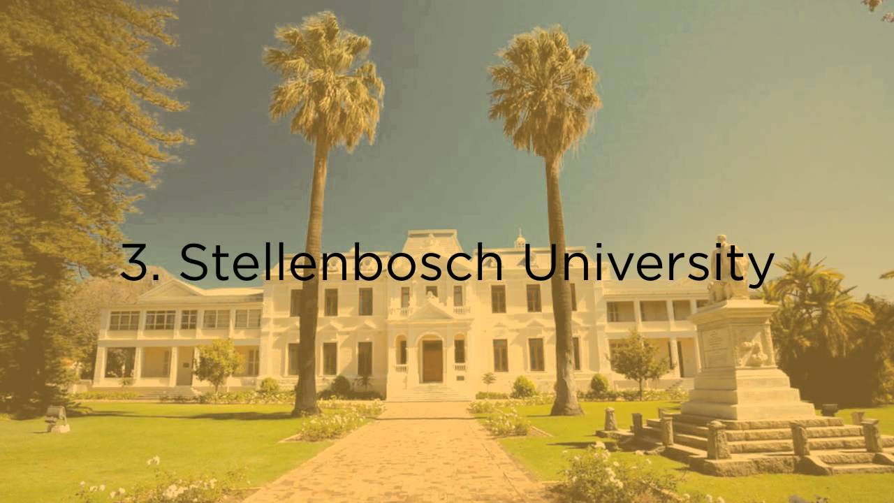 South Africa's universities