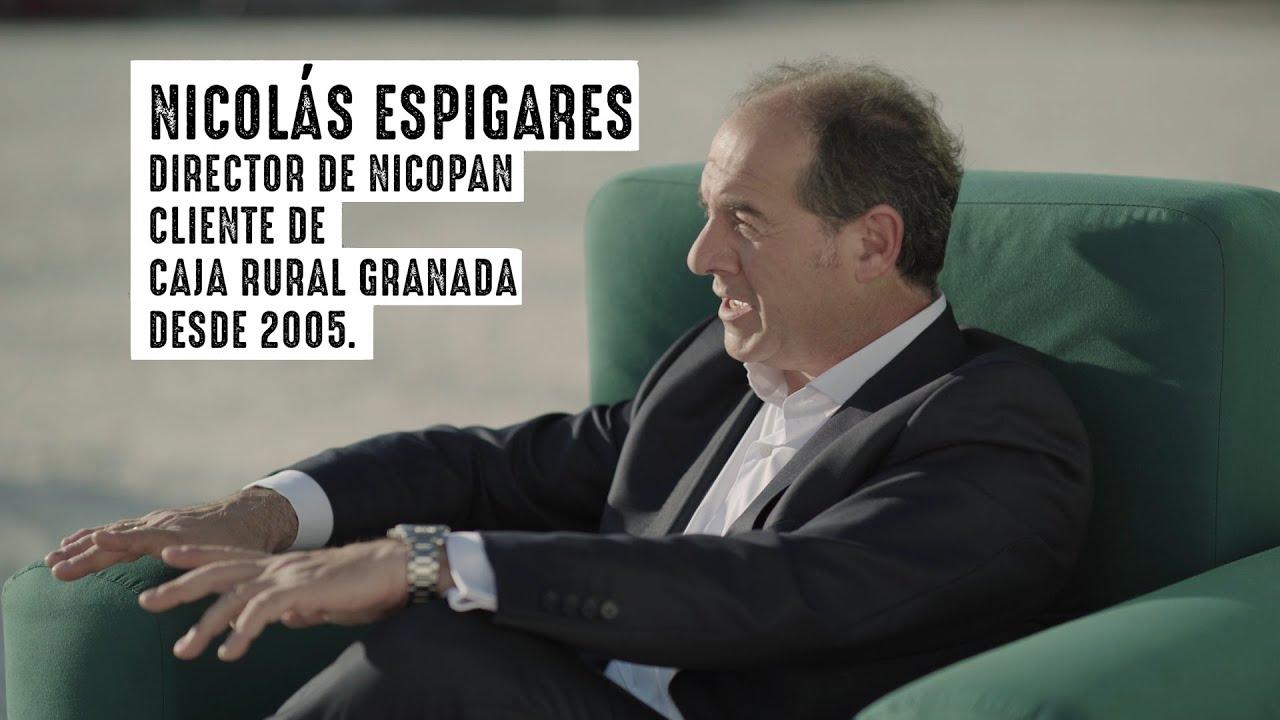 Nicol s espigares caja rural for Caja rural granada oficinas