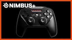 Nimbus+ Controller for Apple Gaming by SteelSeries