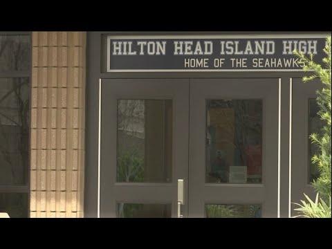 Hilton Head Island High School Principal on Leave
