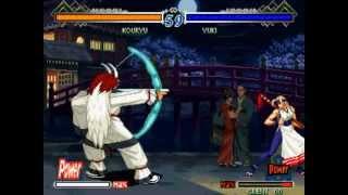 The Last Blade 2 [Arcade] - play as Kouryu