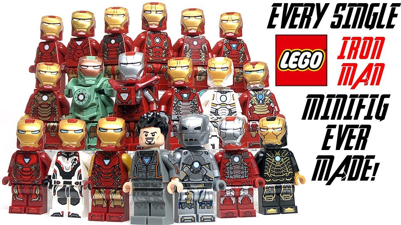 55 Gambar Iron Man Lego Terbaru