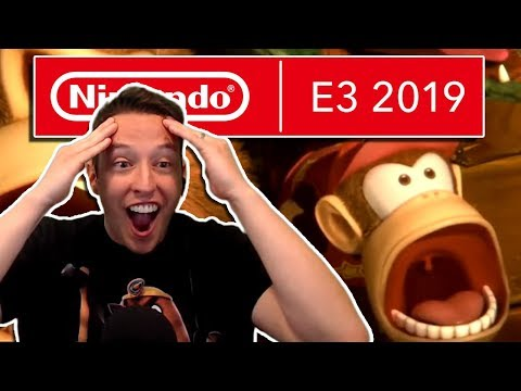 So About That E3 NINTENDO DIRECT... | Live Reaction Highlights + Chat