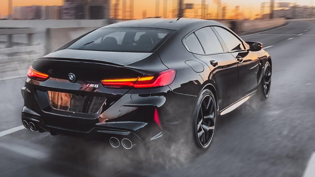 КУПИЛ ЗА 12 МЛН ПЕРВУЮ В РФ BMW M8 GC! 850 л.с. на подходе! Обзор и тест-драйв. Убийца GT 63 S?!