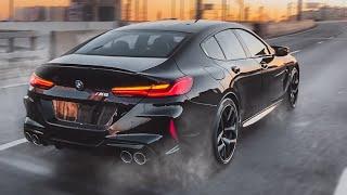 Купил ЗА 12 МЛН Первую В РФ BMW M8 GC!  850 л.с. на подходе!  Обзор и тест-драйв.