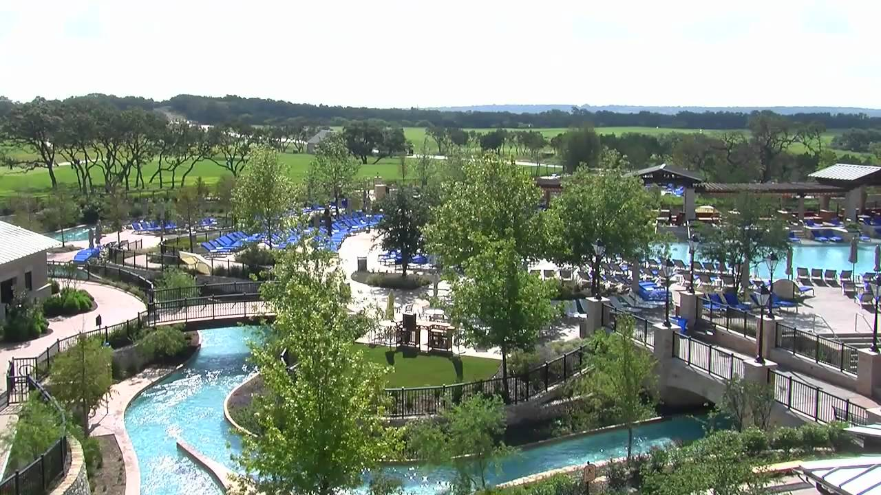 Jw Marriott San Antonio Hill Country Youtube