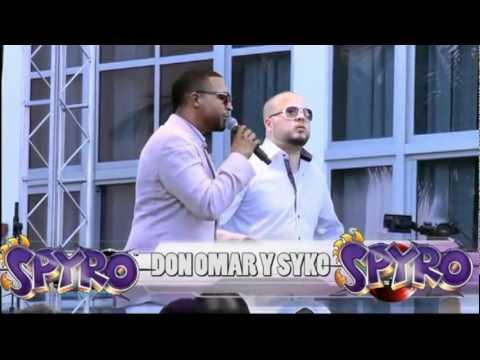 Don Omar Feat Syko - Huerfano De Amor Live (djspyro) mp3