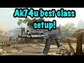 Ak74u best class setup (Bo3))
