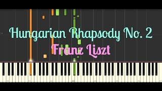 Hungarian Rhapsody No. 2 | Franz Liszt