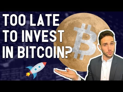 Too Late To Invest In Bitcoin? Developer Explains
