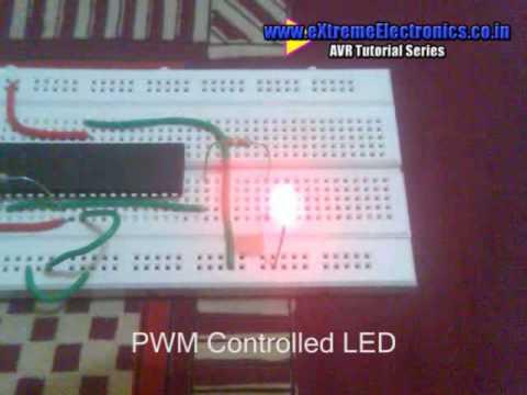 PWM Signal Generation using AVR Timers