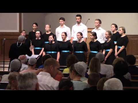 GiveThanks - Hartville Christian School - Spring Program 2015