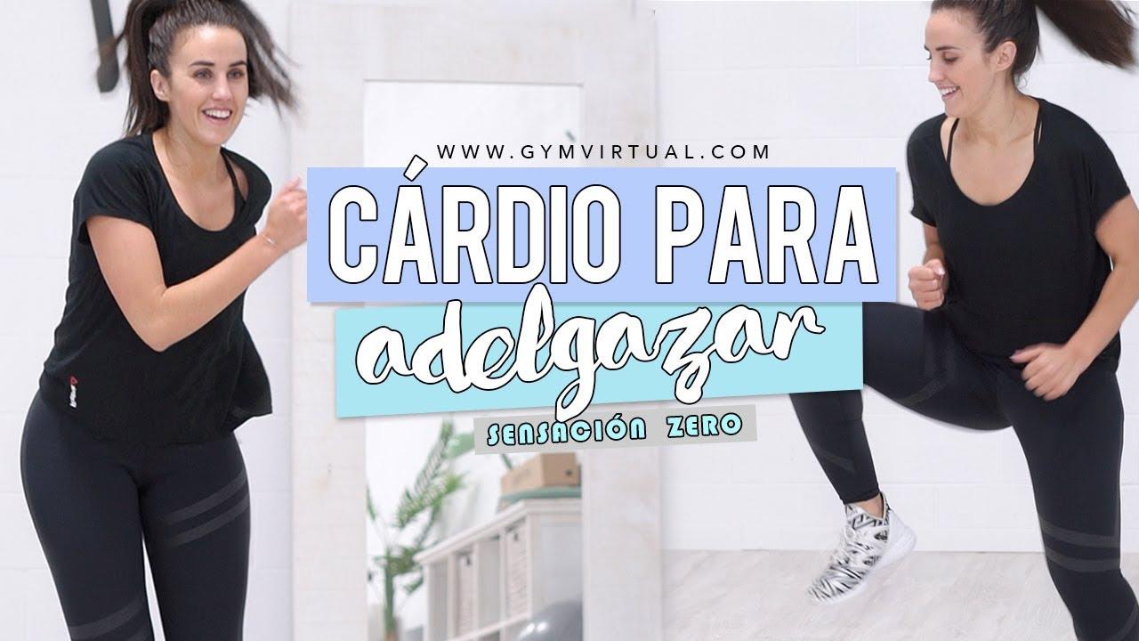 gymvirtual cardio para bajar de peso