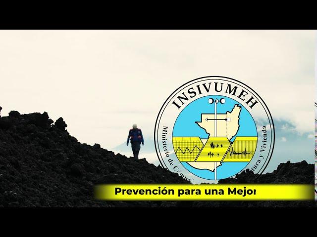 Volcán de Pacaya | INSIVUMEH