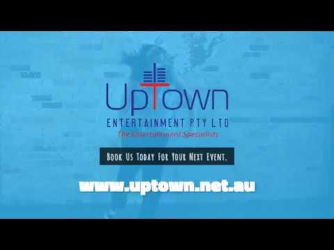 Up Town  Entertainment Pty Ltd   DJ, Jukebox, Karaoke, PA & Slushie Hire   Promo Video