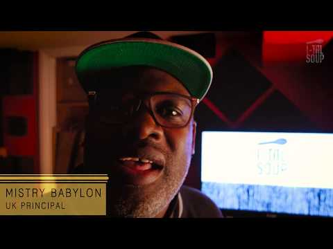 """I-tal Soup records - UK Principal introduces """"Mistry Babylon"""" (IS12001)"""