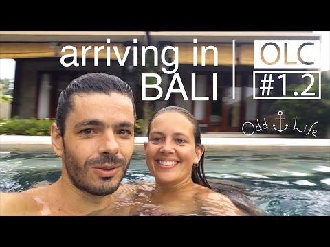 Arriving in Bali - Odd Life Crafting - Ep. 1.2 (Mudamos para Bali!)