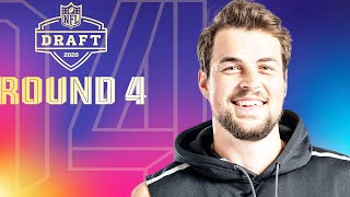 EVERY 4th Round Pick & Analysis |  2020 NFL Draft