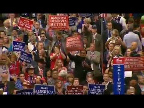 Republican Convention Day 3 : Highlights