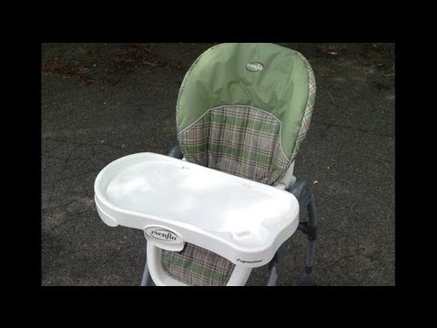 High Chair – Evenflo Expressions (TagSaleCloud.com)