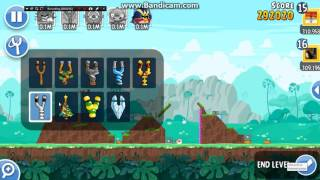 Angry Birds Friends Tournament 27-07-2017 level 2