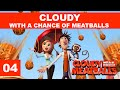 Cloudy with a Chance of Meatballs - Walkthrough Gameplay - Episode 4: Restaurant Raw (Act 1)