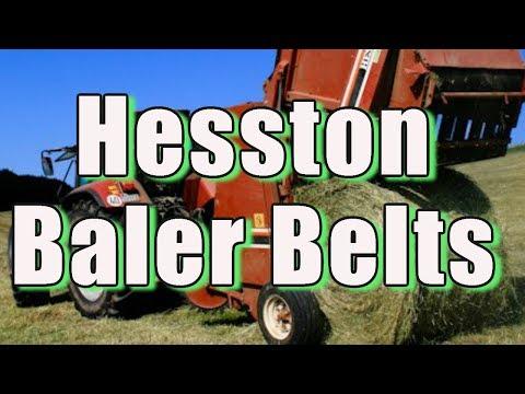 Hesston 5510 Hay baler manual