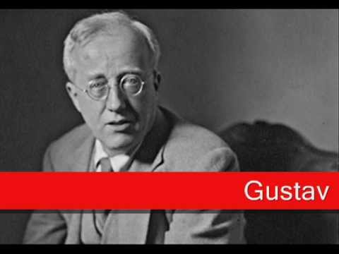 the life and works of english composer gustav holst Born: september 21, 1874 - cheltenham, gloucestershire, england died: may 25, 1934 - london, england gustav(us theodore von) holst was a significant english composer, mostly known for his orchestral suite the planets early life gustav holst, was born to a family of swedish extraction (by way of latvia and russia.
