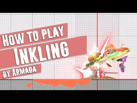 How to play Inkling (Inkling guide by Armada) Smash Ultimate