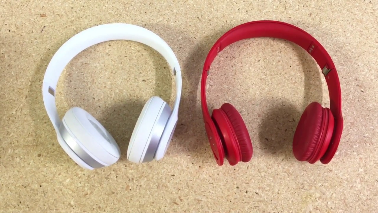 Beats By Dre Solo2 2 Vs Solo Hd Top 3 Differences