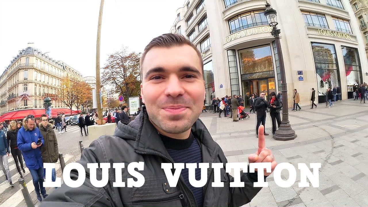 VLOG ★ ЛУИ ВЮИТТОН В ПАРИЖЕ ★ LOUIS VUITTON