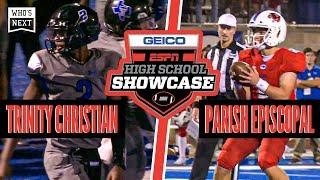 Trinity Christian School (TX) vs. Parish Episcopal School (TX) - ESPN Broadcast Highlights